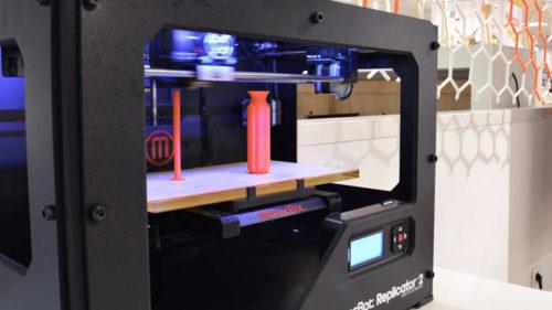 Besoin de vous former sur les imprimantes 3D?